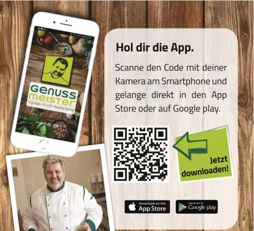 Genussmeister-App